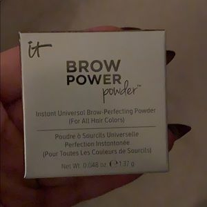 It brow powder. Universal transforming taupe new
